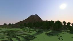 My first custom terrain | World Painter | Minecraft Map & Project