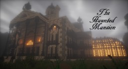 The Haunted Mansion Minecraft Map & Project