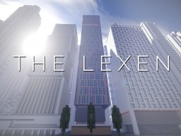 The Lexen Minecraft Map & Project