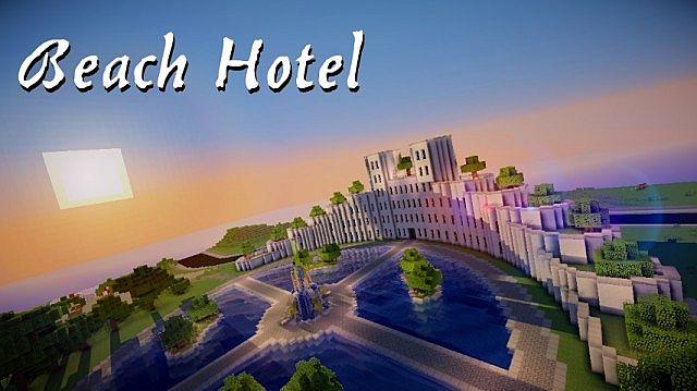 [Map] Beach Hotel - Пляжный дом