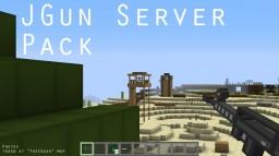 JGun Server Pack Minecraft Texture Pack