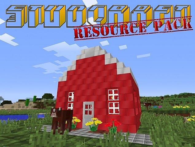 title8294543 [1.9.4/1.8.9] [32x] StudCraft Texture Pack Download