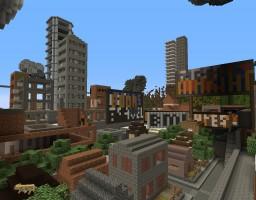 Vault Beach, Oakland - IslandCraft (Abandoned) Minecraft Map & Project