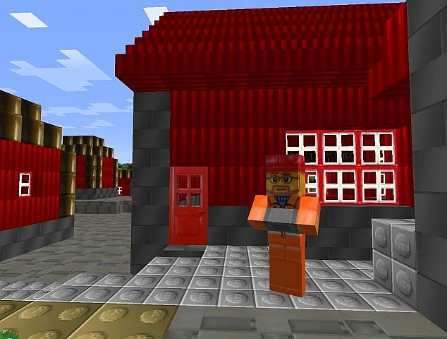 village8294546 [1.9.4/1.8.9] [32x] StudCraft Texture Pack Download