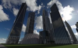 World Trade Center Minecraft