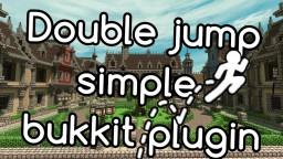 DoubleJump [Bukkit Plugin] [Version: 1.4]