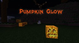Pumpkins Glow when near in Vanilla 1.8 Minecraft Map & Project