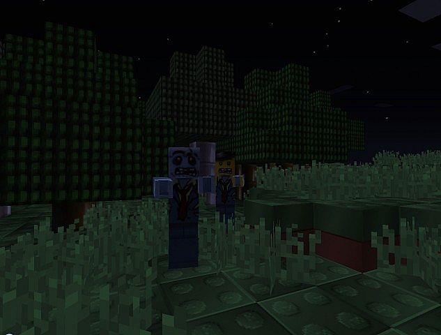 zombies8294580 [1.9.4/1.8.9] [32x] StudCraft Texture Pack Download