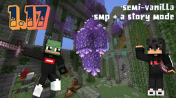 1.17 - Provim Survival +The Caves | Custom Systems & Quests | Land Claims Minecraft Server