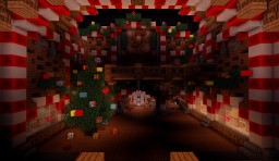 Santa's House - Christmas Theatre by PhantasiaWorld Minecraft Project