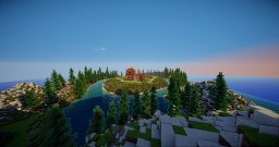 - Fantasy Island - Minecraft Project