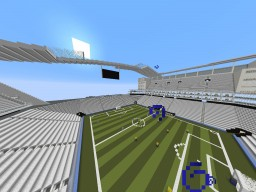 Arena Corinthians (2014 FIFA WC) Minecraft Map & Project