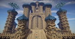 Paladin Palace Minecraft Map & Project