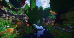 Magical Island Minecraft Map & Project
