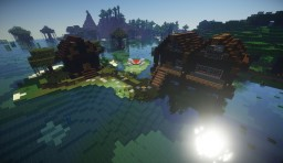 Swamp_Huts Minecraft Project