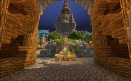 Blitz Lobby for the Hypixel Server Minecraft Map & Project