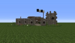 A Small Castle Minecraft