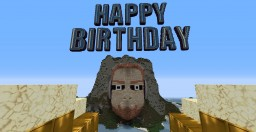 Happy Birthday Map For Your Friends! Minecraft Map & Project
