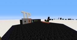 Black Blox Minecraft Map & Project