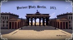 Pariser Platz Minecraft Project