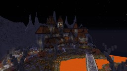 Halloween Mansion - Server Spawn Minecraft Map & Project