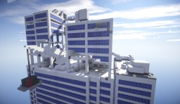 Parkour Map - The Works Minecraft Project