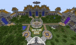 My new Server Spawn Minecraft Map & Project