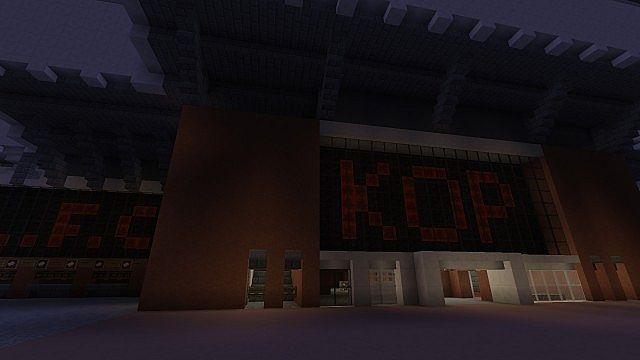 Outside The Kop