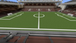Anfield in Minecraft, Home of Liverpool FC Minecraft