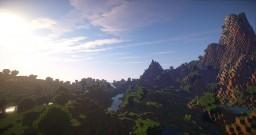 Epic Landscape Map Minecraft Map & Project