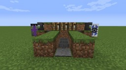 A Simple Banner Maker Minecraft Project