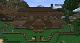 house building world Minecraft Map & Project