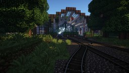 Traincraft - Minecraft v.1 Minecraft Map & Project