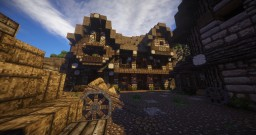 Silver Barrel  Inn Minecraft Map & Project