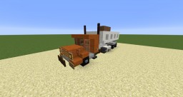 | vehicle | truck Minecraft Map & Project