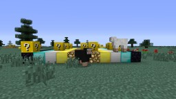 Lucky Scavenge (Minigame) Minecraft Project