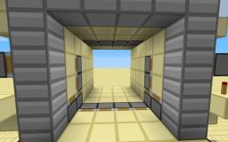 4x4 Flush Door v2 Minecraft Map & Project