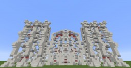 -The Acanthus Wall- Minecraft Map & Project