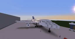 My First Plane (Custom) Minecraft Map & Project
