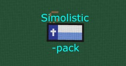 Simplistic-pack Minecraft Texture Pack