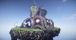 The Great Onion (Fantasy Build) Minecraft Map & Project