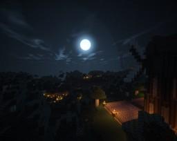 Custom World Generator - Medieval HungerGames arena Minecraft Map & Project