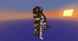 2 X 2 Slime block elevator! Minecraft Map & Project