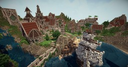 The Colony Spawn Minecraft Map & Project