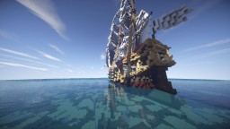 Galleon -ShadeCrest- Minecraft Map & Project