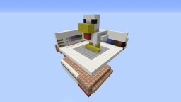 The Ultimate 3D Printer Minecraft Map & Project