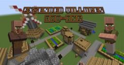 [1.7.10]Extended Villages Add-ons Minecraft