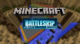 Minecraft Multiplayer Battleships Minigame! (Over 3,000+ downloads!) Minecraft Map & Project
