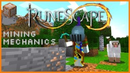 RuneScape Mining [Vanilla Commands] Minecraft Map & Project