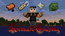 Ultimate Crafting [Bukkit] [More Recipes] Minecraft Mod